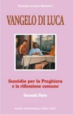 Vangelo Del Giorno Calendario Romano.Vangelo Di Luca Diocesi Di San Miniato