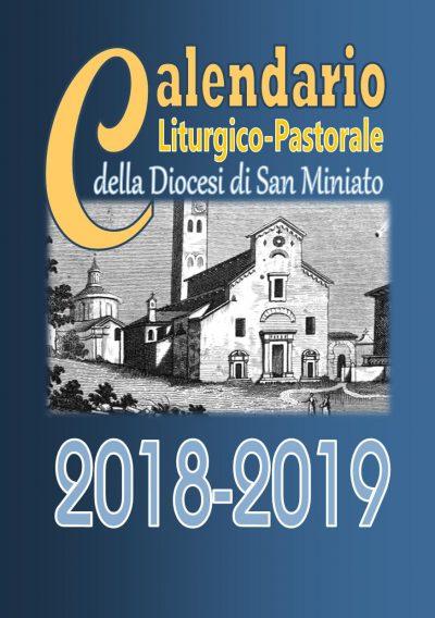 Calendario Romano Preti 2019.Calendario Diocesano 2018 2019 Diocesi Di San Miniato