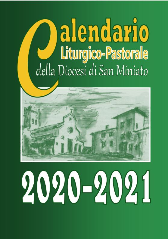 Calendario diocesano 2020 2021 – Diocesi di San Miniato
